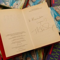 Rare signed Harry Potter book bought for a penny sells for £2,300