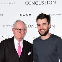 Jack Whitehall tells of his father's surprising demands at Christmas