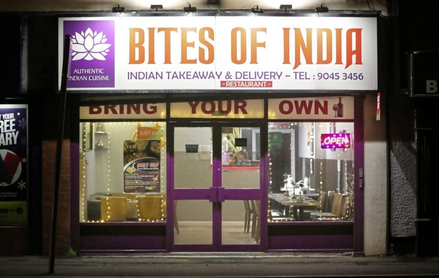 Eating Out Bites Of India Proves To Curry Awards Judges It