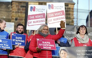 Healthcare workers vote to end strike action