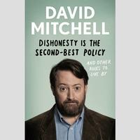 Books: New from David Mitchell, Binnie Kirshenbaum and Samantha M Bailey