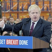 Tory majority gives Boris Johnson power to get Brexit done