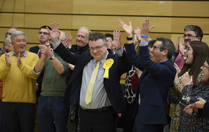 North Down: Alliance MP Stephen Farry hails pro-Remain victory