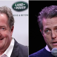 Piers Morgan taunts Hugh Grant and Steve Coogan over General Election exit poll