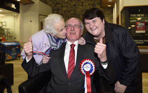 Strangford: Jim Shannon makes case for union in victory speech
