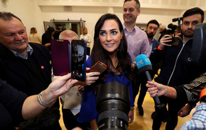 West Tyrone: No surprises as Sinn Féin hold on to seat