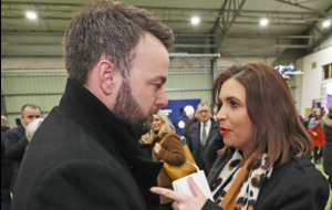 Foyle: SDLP leader Colum Eastwood romps home against Sinn Féin's Elisha McCallion