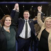 Sinn Féin's John Finucane remembers his father Pat Finucane after North Belfast win