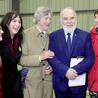 Mickey Brady holds on to Newry and Armagh seat