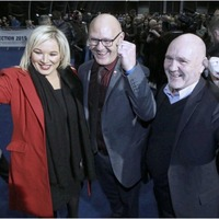 West Belfast: Paul Maskey vote down but holds seat comfortably