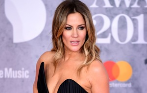 Caroline Flack charged with assault