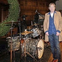Undertones drummer Billy on the beat as Heart Hero for NI Chest Heart and Stroke