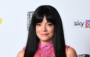 Lily Allen deletes Twitter account after political argument with Piers Morgan