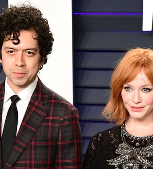 Mad Men star Christina Hendricks files for divorce from husband Geoffrey Arend