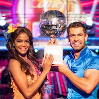 Kelvin Fletcher and Oti Mabuse win Strictly Come Dancing