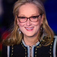 Meryl Streep chows down on fries in Little Women behind the scenes snap