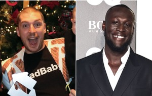 Youtuber LadBaby and Stormzy out in front in race for Christmas number one