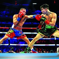 Revenge was sweet but there's sweeter to come as Michael Conlan settles old score against Vladimir Nikitin at the Garden