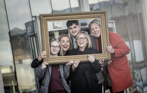 Christmas gift brings artistic masterpiece to Ulster University