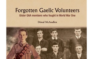 Book reveals hidden history of impact of WWI on GAA - and link with The Irish News
