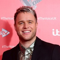 Olly Murs debuts new look at The Voice launch
