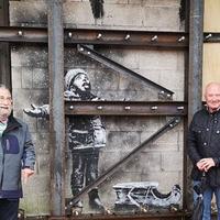 Banksy artwork owner 'saddened' by public display plans