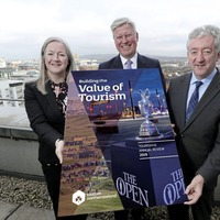 The Open keeps tourism in the clover in 'otherwise challenging year'