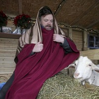 Live Christmas crib opens in Belfast city centre church