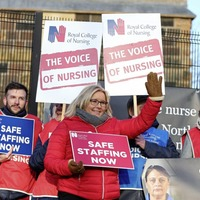 Nursing chief and health trust boss clash over impact of strike on chemotherapy services