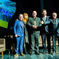 Duke of Cambridge hails DIY SOS as show receives special award from Bafta