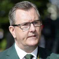 Sir Jeffrey Donaldson elected leader of DUP in Westminster
