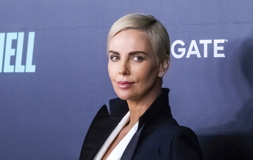 Charlize Theron's mom killed her dad almost 30 years ago