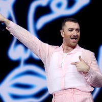 Sam Smith shares body positivity message before Christmas