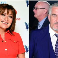 Lorraine Kelly takes dig at Paul Hollywood