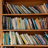 Second-hand book sales triple in two years