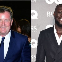 Stormzy and Piers Morgan fall out over Boris Johnson comments