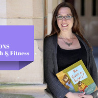 Children's author Myra Zeph: I have a daily exercise fantasy – does that count?