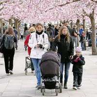 Why Sweden is best for mums returning to work