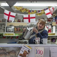 Museum snaps-up 100-year-old coffee stall as it closes down
