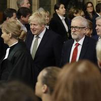 Boris Johnson unveils 'radical' Queen's Speech focusing on Brexit and NHS