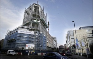 Ulster University Belfast move to cost at least £110 million more than planned