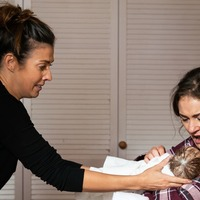 Baby drama on Coronation Street for Michelle and Vicky