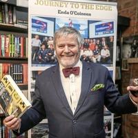 Enda O'Coineen's remarkable Journey To The Edge