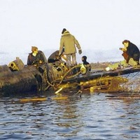 75 years since `winged wonder' splashed down at Portmore Lough