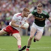 Tyrone forward Cathal McShane pours cold water on Aussie Rules switch speculation