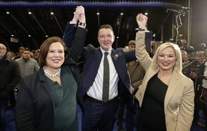 ANALYSIS: Sinn Féin stands on the edge of an electoral crisis