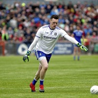 Like all Monaghan players Rory Beggan has to start from scratch