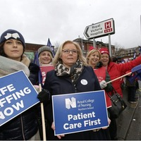 More health service strike action planned for January