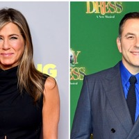 Jennifer Aniston, David Walliams and more share festive messages