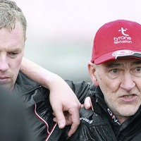Mickey Harte excited by Tyrone backroom recruits